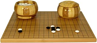 Bamboo Set Heavy Stones Board Game