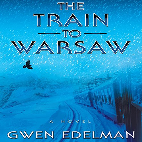 The Train to Warsaw audiobook cover art