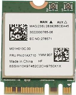 Lenovo Adaptador WLAN/Blutooth WLAN 802.11ac/abgn Original para la série V110-15ISK (80TL)