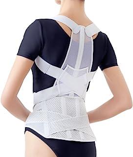 お医者さんの腰から正す姿勢ベルト L-LL