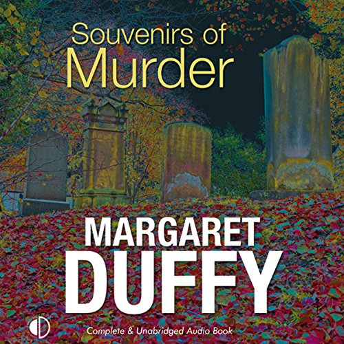 Souvenirs of Murder audiobook cover art