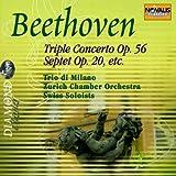 Diamond Classics - Beethoven (Tripelkonzert/Septett/Appassionata/Bagatellen) - Various