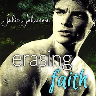 Erasing Faith audiobook cover art