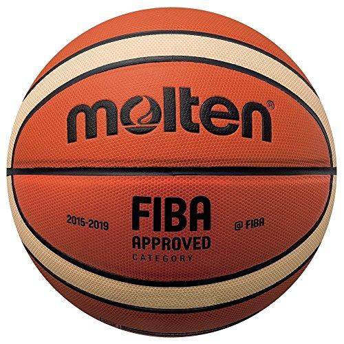 molten Basketball, Orange/Ivory, 5, BGM5X