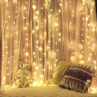 Led Strip Light String Curtain Lights Christmas Day Lights String Outdoor Wedding Decoration Lights