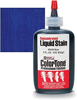ColorTone Liquid Stain for Stringed Instruments, Blue