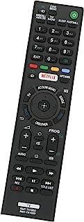 ALLIMITY RMT-TX100D Sub RMT-TX102D Reemplazo de Mando a Distancia para Sony Bravia TV FW-43X8370C FW-49X8370C KD-55S8005C KD-55S8505C KD-65X9305C KD-75X8501C KDL-32WD600 KDL-40EX725