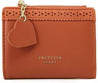 Cyanb Hollow out Bifold Wristlet Wallet Card Holder Purse for Women Girl