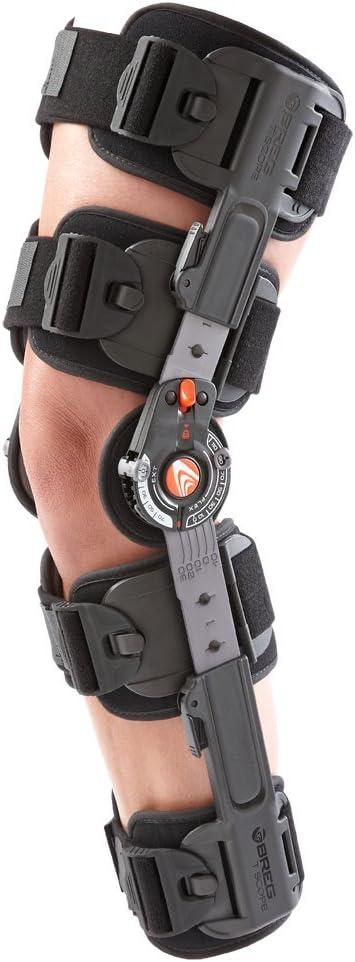 Breg T Scope Premier Post-Op Full online shop Knee safety Brace Fo