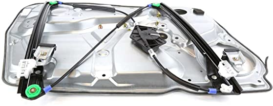 Prime Choice Auto Parts WR840371 Power Window Regulator without Motor