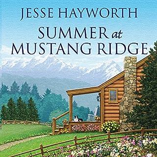 Summer at Mustang Ridge audiobook cover art