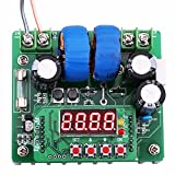 Numerische Steuerung Digitale Spannungsregler DC DC 6-40 V, 8-80 V 400 W Aufwärtswandler Konstante Volt Steo, Netzteil mit LED-Anzeige und Anzeige Amperemeter Voltmeter