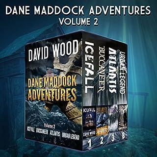 The Dane Maddock Adventures: Volume 2 audiobook cover art