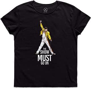 Art T-Shirt Queen Freddie Mercury Tişört Erkek T-Shirt