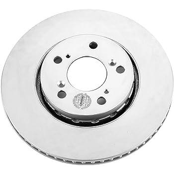 Disc Brake Rotor-Front Genuine Geomet Coated Rotor Front Power Stop JBR1154EVC