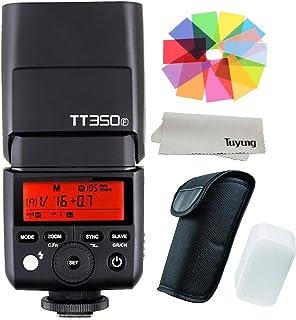 Godox TT350F 2.4G HSS 1/8000s TTL GN36 Camera Flash Speedlite for Fuji Cameras X-Pro2,X-T20,X-T2,X-T1,X-Pro1,X-T10,X-E1,X-...