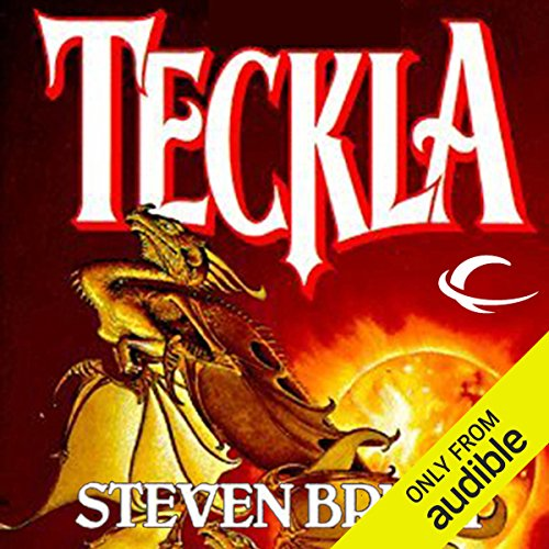 Teckla audiobook cover art