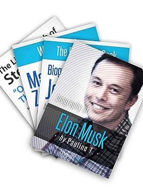 The Ultimate Technology Entrepreneur Biography Bundle (Steve Jobs, Jeff Bezos, Mark Zuckerberg, and More!)