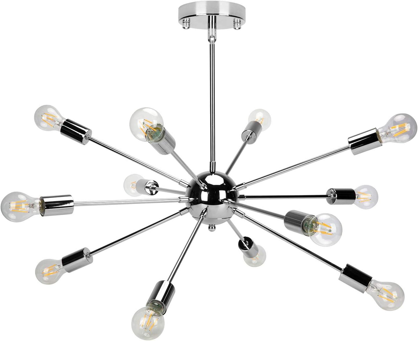 Chandelier Lighting Industry No. 1 Modern Metal 6 8 Li Light Lights Ceiling 12 Outlet SALE