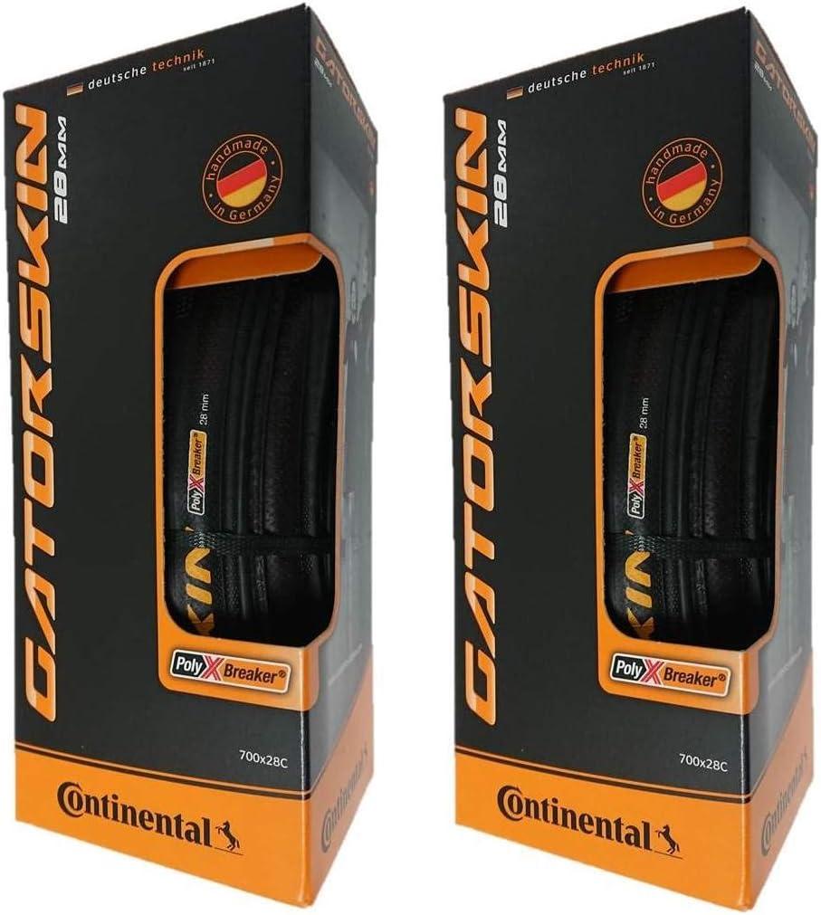 Continental GatorSkin DuraSkin Tire, 2-Count (Folding, 700 x 32mm)