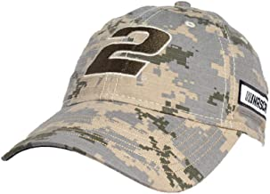 2X Black//Dark Grey Ouray Sportswear NASCAR Penske Racing Brad Keselowski Mens Transit HoodTransit Hood