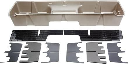 DU-HA Under Seat Storage Fits 99-07 Chevrolet/GMC Silverado/Sierra Extended Cab, Tan, Part #10003