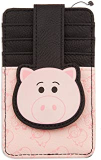 Disney Hamm Car Holder Wallet - Toy Story Multi