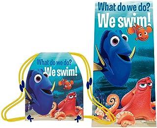 Plumier Buscando a Dory Disney We Swim doble