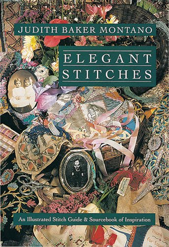 For Sale! Elegant Stitches: An Illustrated Stitch Guide & Source Book of Inspiration