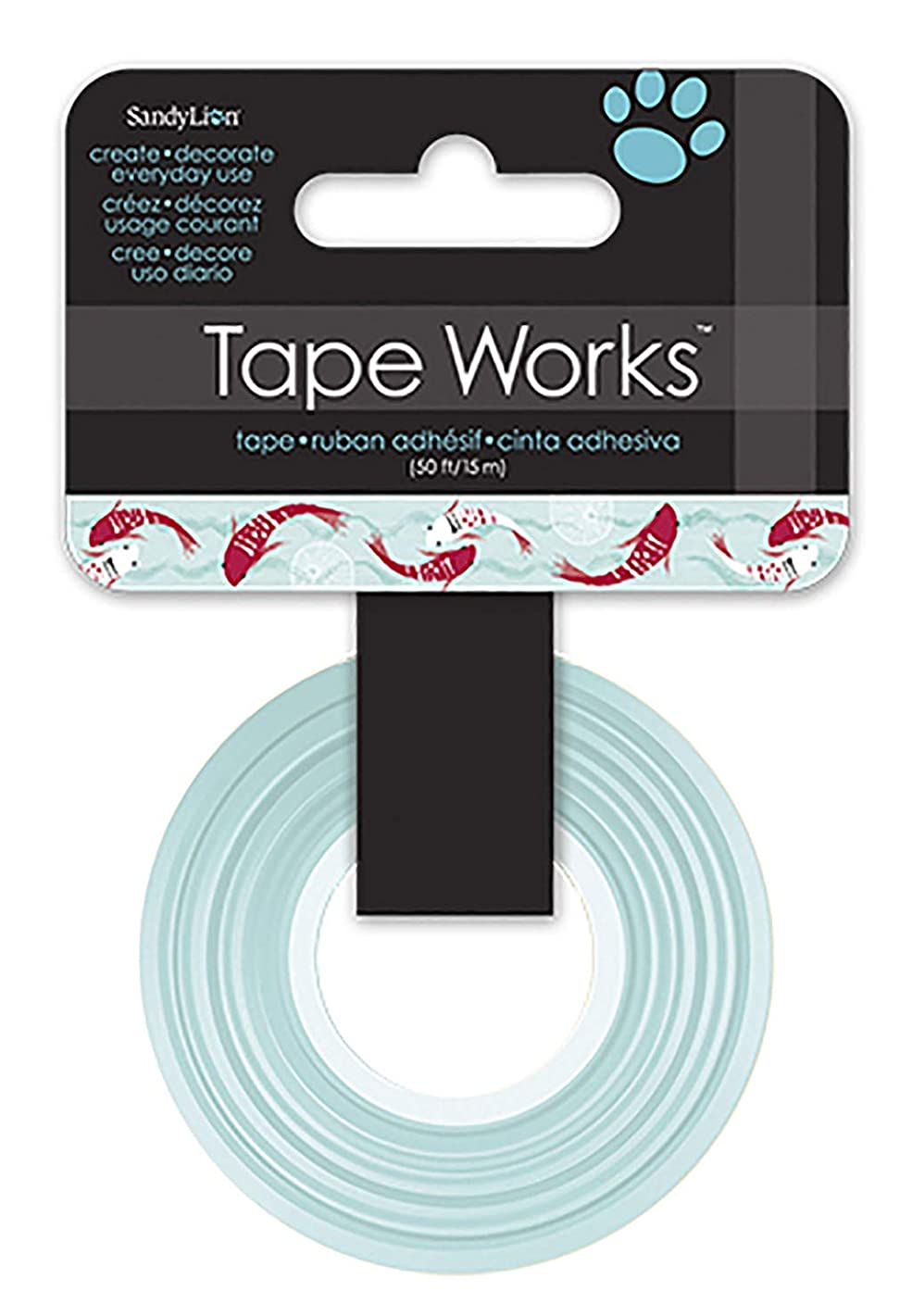 Tape Works Sbtape Koi Fish