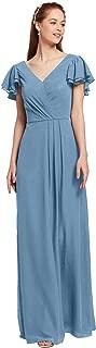 Best dusty blue bridesmaid dresses Reviews
