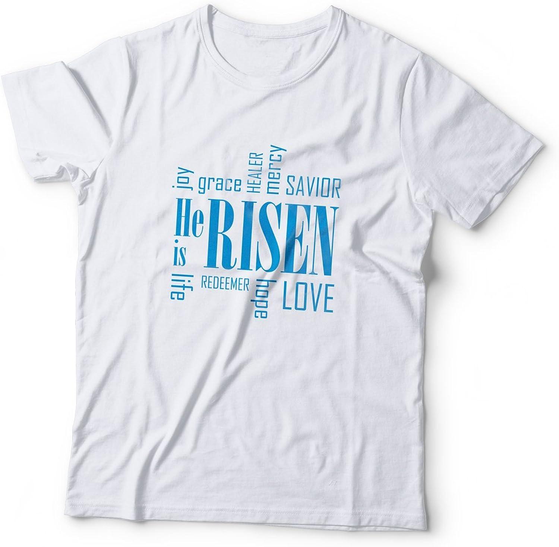 Bredhers.org.ua Bredhers.org.ua Bredhers.org.ua Hi is Risen T-Shirt for Men e1625f