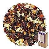Núm. 1336: Té de frutas 'Frutas de la navidad' - hojas sueltas - 100 g - GAIWAN® GERMANY - rosa mosqueta, manzana, hibisco, cassia, naranja, jengibre