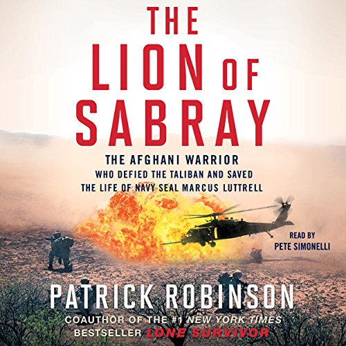 The Lion of Sabray audiobook cover art