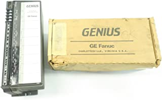 GE FANUC IC660TSA020A Genius Analog I/O Module 24/48V-DC 0.5A AMP D598411