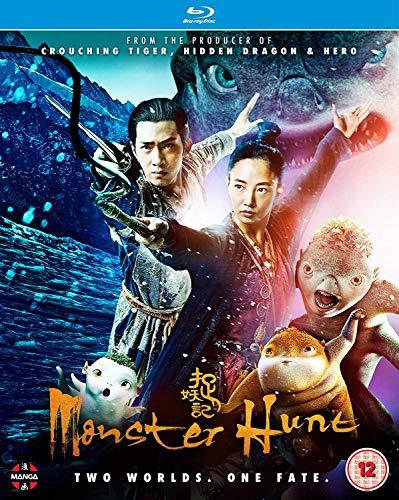 Monster Hunt [Edizione: Regno Unito] [Blu-Ray] [Import]