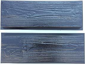 Best wood grain concrete paver mold Reviews