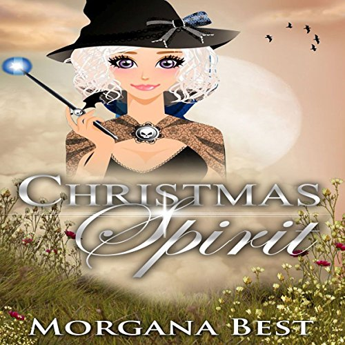 Christmas Spirit audiobook cover art