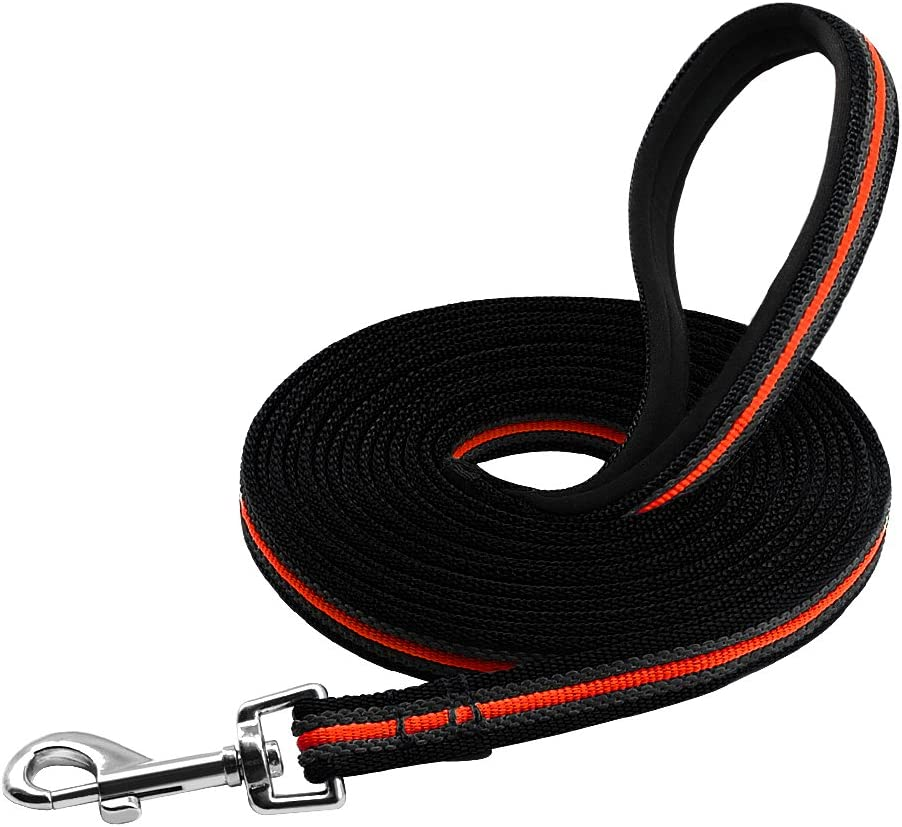 ZMJYH Dog Leash Max 53% OFF Tracking Education Long SALENEW very popular Line with Lead Pad