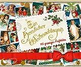 Ein herzlicher Weihnachtsgruß: 116 geprägte Aufkleber (Verkaufseinheit)