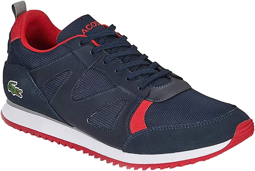 Lacoste aesthet ,scarpe sportive,sneakers per uomo,in pelle sintetica 739SMA0035144