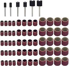 BESTOMZ 66 stuks schuurhulzen slijpen doornset voor nagelfrees manicure