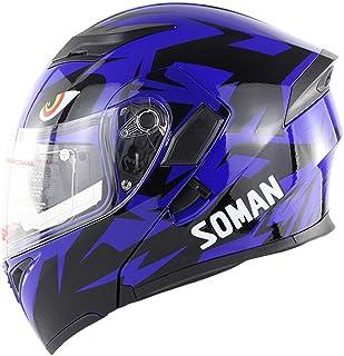 RE-BOXED M HJC CS-15 Sebka Blue CS 15 Full Face Motorcycle//Motorbike Helmet