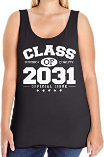 Tenacitee Women's Class of 2031 Tank Top