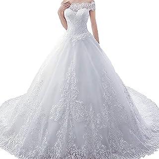 Amazonfr Robe De Mariee Princesse Robes De Mariage