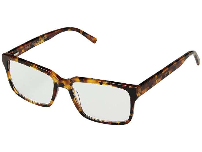 Hugh Jass (Tortoise) Reading Glasses Sunglasses