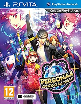 Persona 4: Dancing All Night (Playstation Vita)