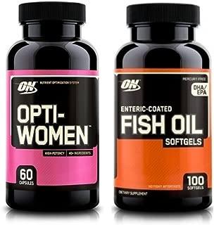 Opti-Women 60ct & Fish Oil 100ct