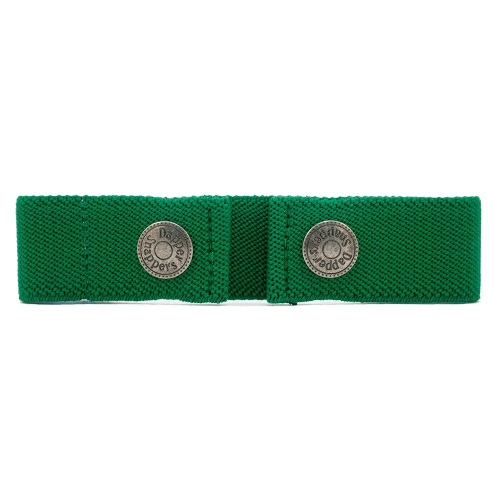 Dapper Snapper Baby & Toddler Adjustable Belt (Kelly Green)