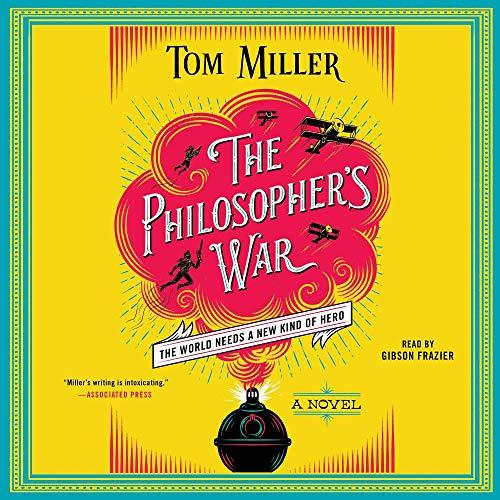 Couverture de The Philosopher's War
